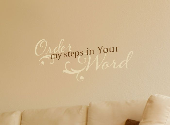 Lord Order My Steps Quotes
