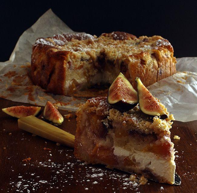 Cake Recipe Using Dried Figs