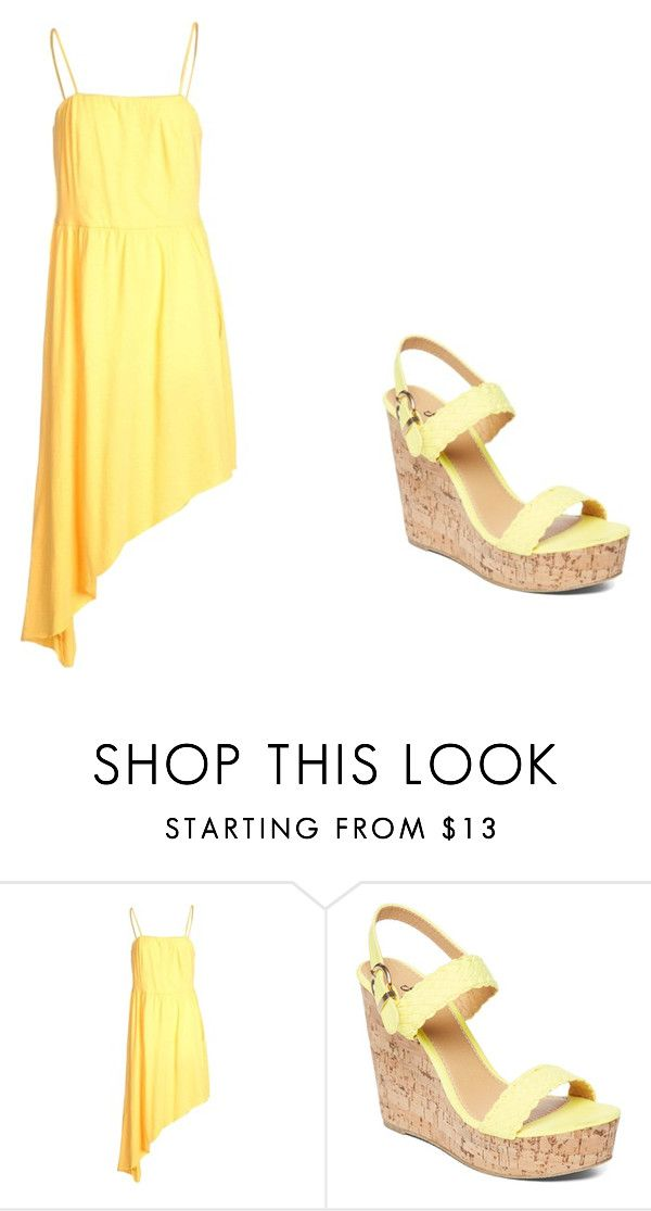 """""""Sem título #116"""" by mariajuliaebeatriz on Polyvore featuring CYCLE e Charles Albert"""