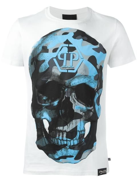 Philipp Plein 'Mission' T-shirt