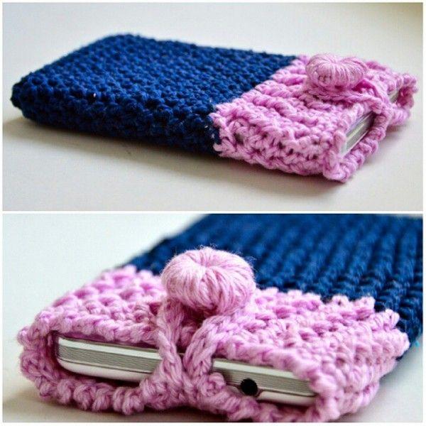 celular crochet - Buscar con Google