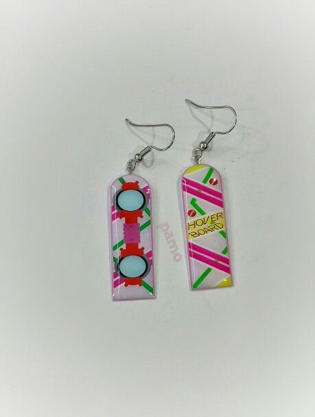 back to the future earring
