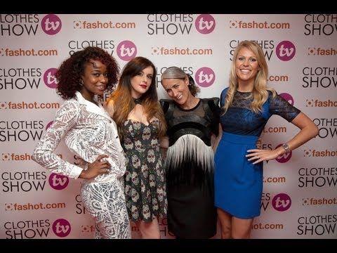 The Clothes Show TV Launch Party - Clothes Show TV
