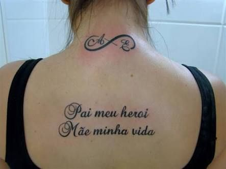 tatuagens em homenagem ao pai - Pesquisa Google