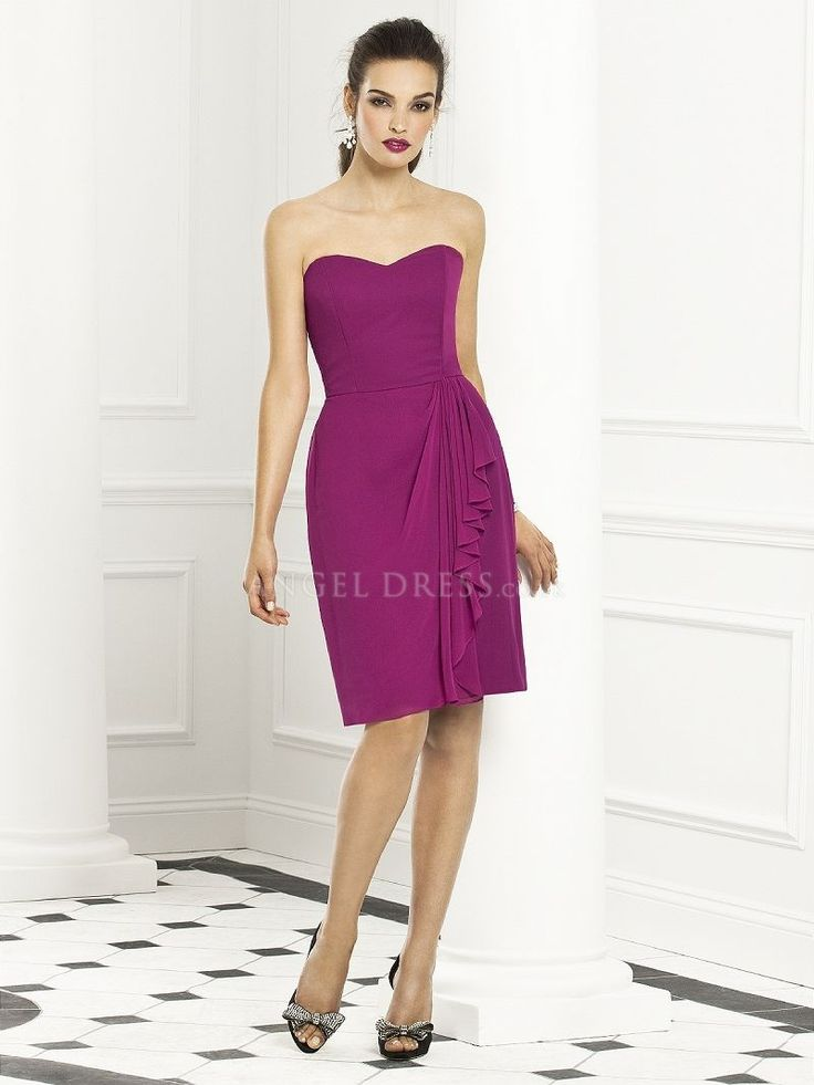 Fantástico Vestidos De Dama De La Moda Jordan Viñeta - Vestido de ...