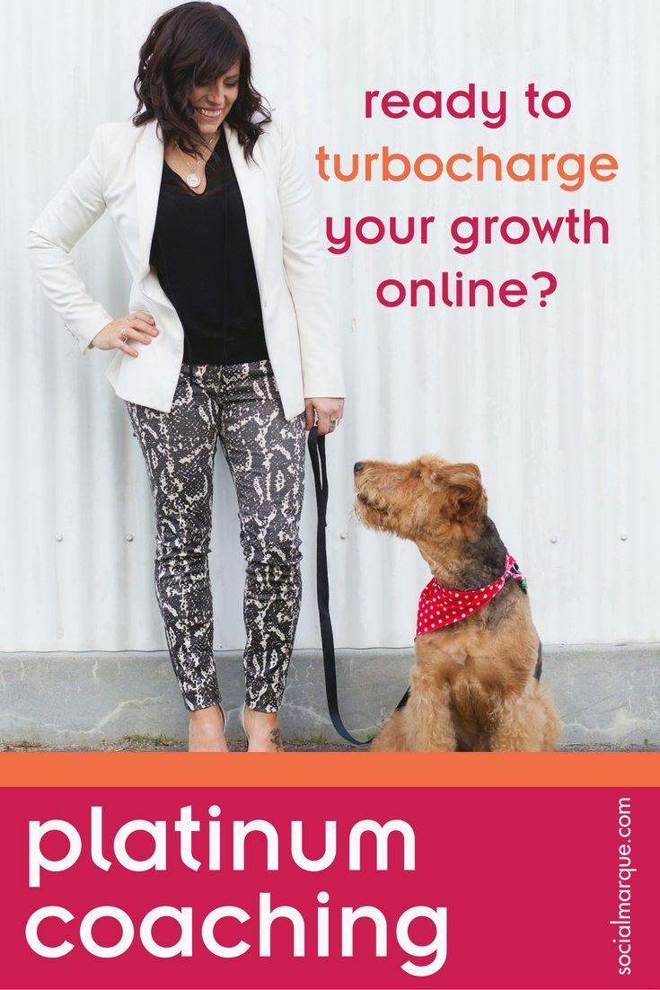 About Nicole Smith - Digital Marketing Strategist | Platinum Coaching | SocialMarque.com