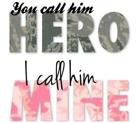 Army wife - #handsoff