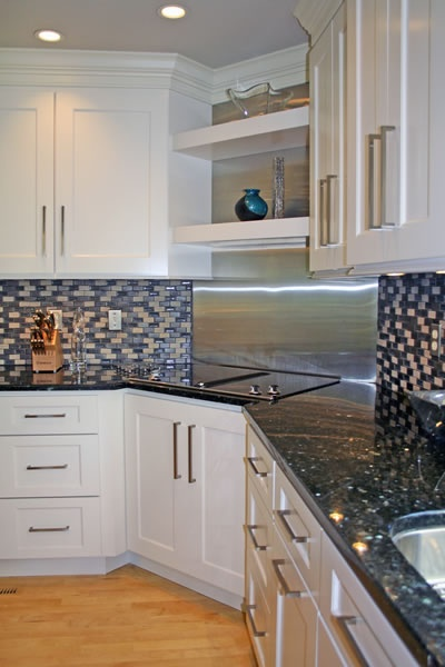 easy to clean kitchen backsplash 17 best images about kitchens on stove white 8849