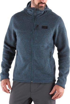 d549f713635f The North Face Men s Gordon Lyons Fleece Hoodie Conquer Blue Heather XXL
