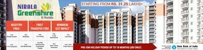 Property in Delhi NCR: Nirala Greenshire Project Details