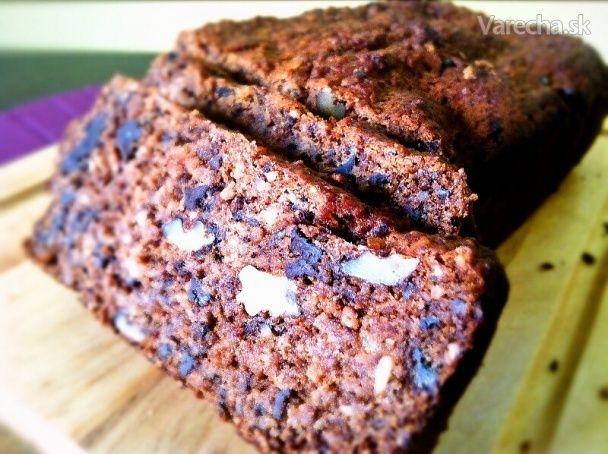 Cícerový koláč bez múky - Recept