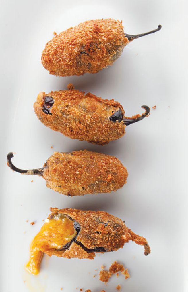 From dainty crostini to hearty jalapeño poppers, we've rounded up our favorite hors d'oeuvres recipes.