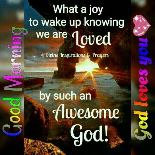 Good Morning Inspirations Blessings