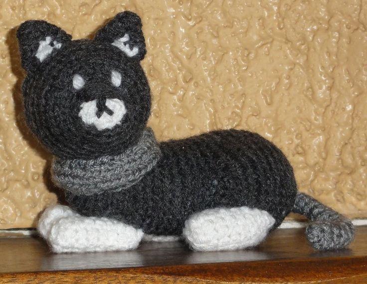Amigurumi Cat Amineko : 1000+ images about Crochet on Pinterest Free pattern ...