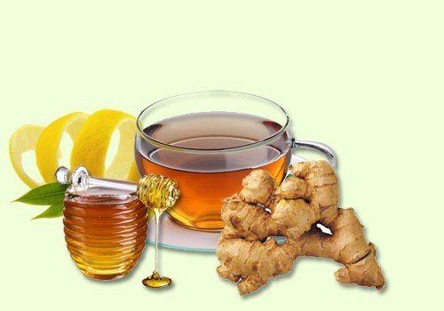 Desing by Elion: Как приготовить имбирный чай?