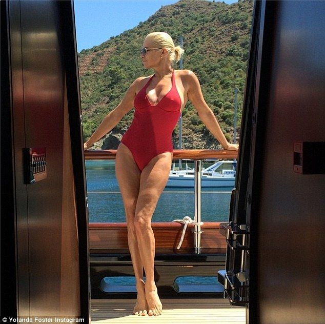 Real Housewives Of Beverly Hills star Yolanda Foster enjoyed a romantic vacation with husband David Foster this week, sailing a luxury yacht through Turkey
