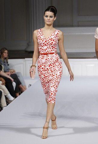 The Simply Luxurious Life: Oscar de la Renta – Spring/Summer 2011