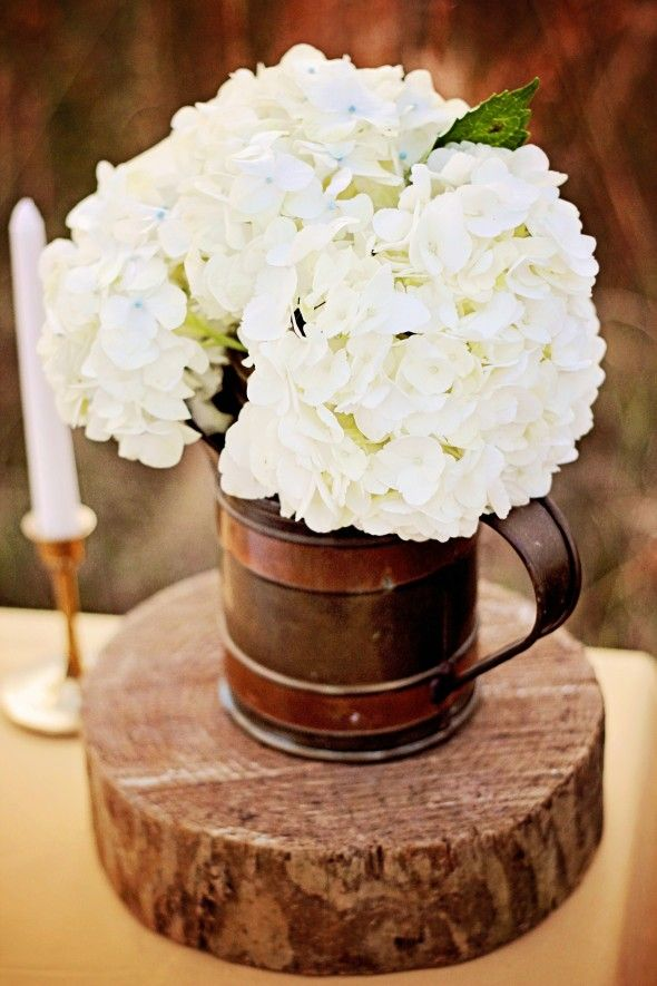 Inspiration For A Vintage Style Wedding from rusticweddingchic.com