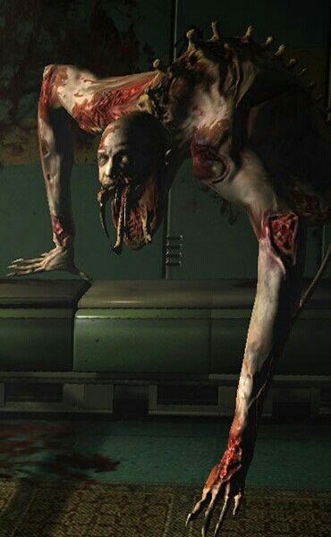 Is this a Necromorph? That games scares the HELL out of me!!