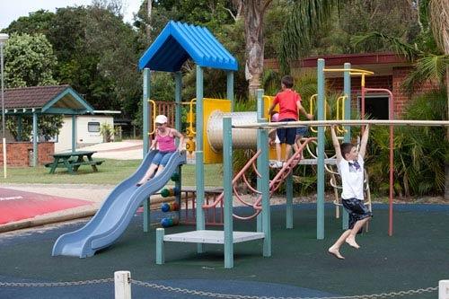 Kids Playground - BIG4 Harrington family activities