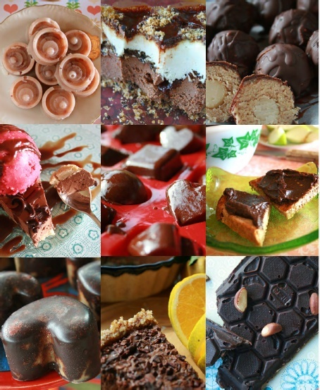 MODEL CHOCOLATE - Recipe Book ... now has a lovely preview available up on Scribd (no discount voucher tho) to purchase go to abigailoneill.net