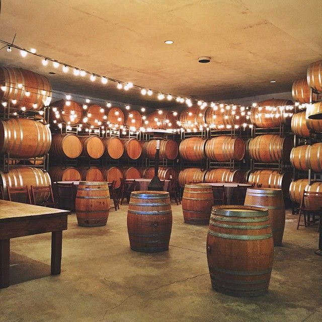 Santa Barbara Winery in Santa Barbara, CA www.sabrinascloset.com