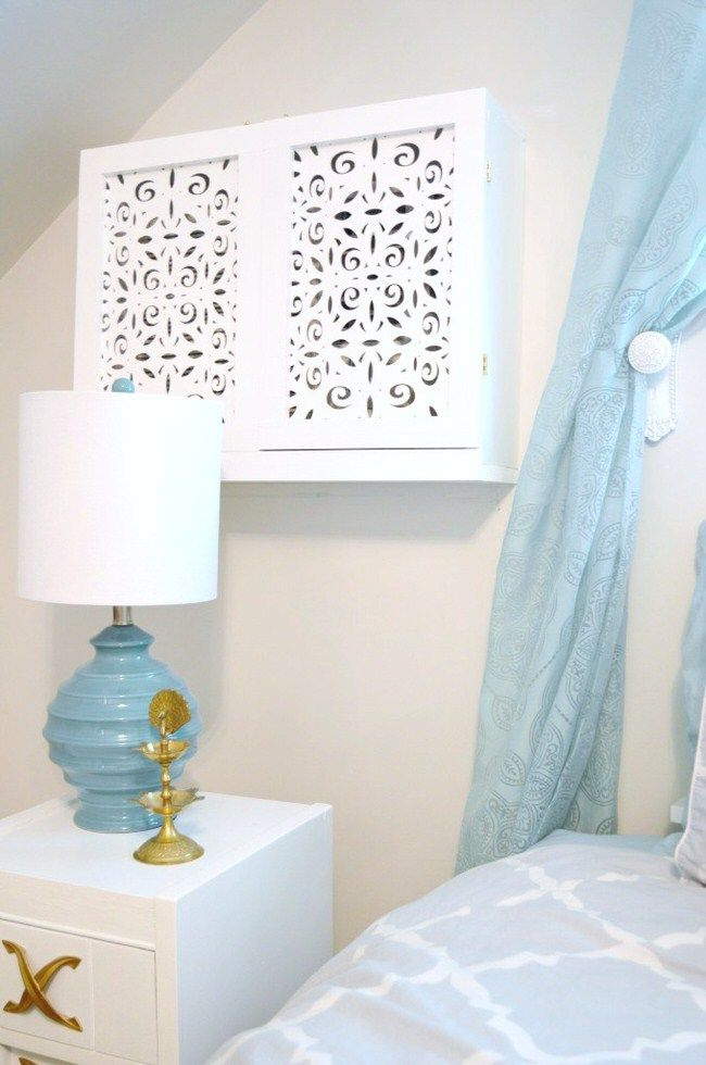Hide the Ugly : How to Hide Indoor Eyesores – Decorating Your Small Space