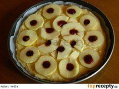 Jablkový koláč z mikrovnky