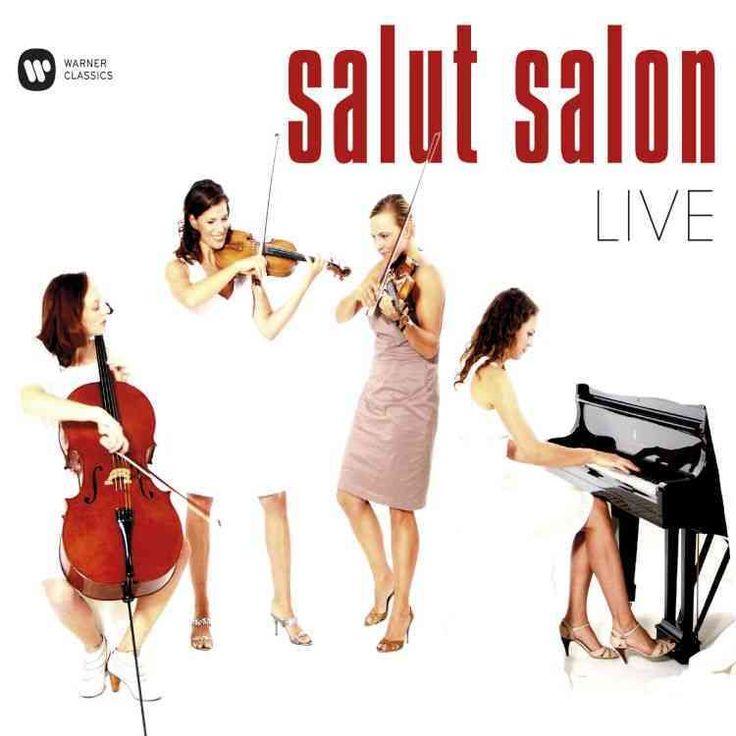Salut Salon - Salut Salon Live