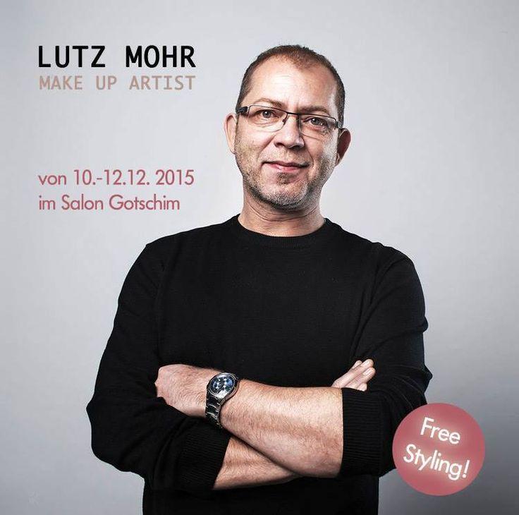 Make Up Artist Lutz Mohr @ Friseur Salon Gotschim / StP, Austria