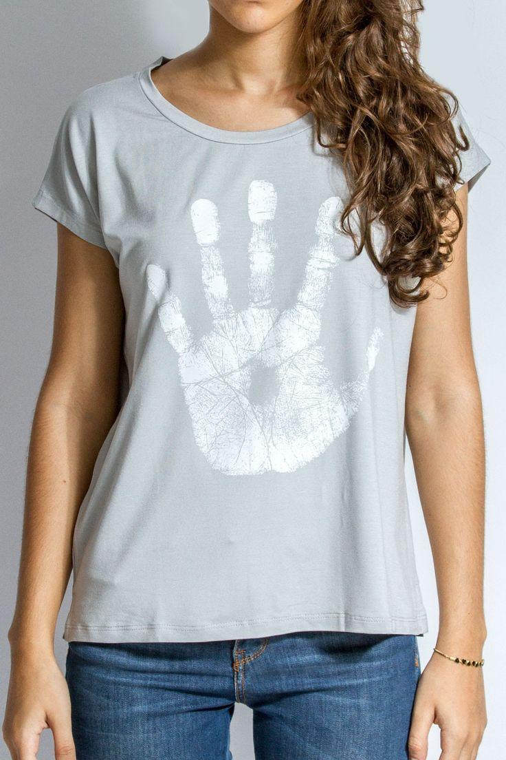 Camiseta - Handprint