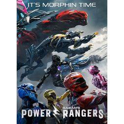 Saban's Power Rangers (DVD)