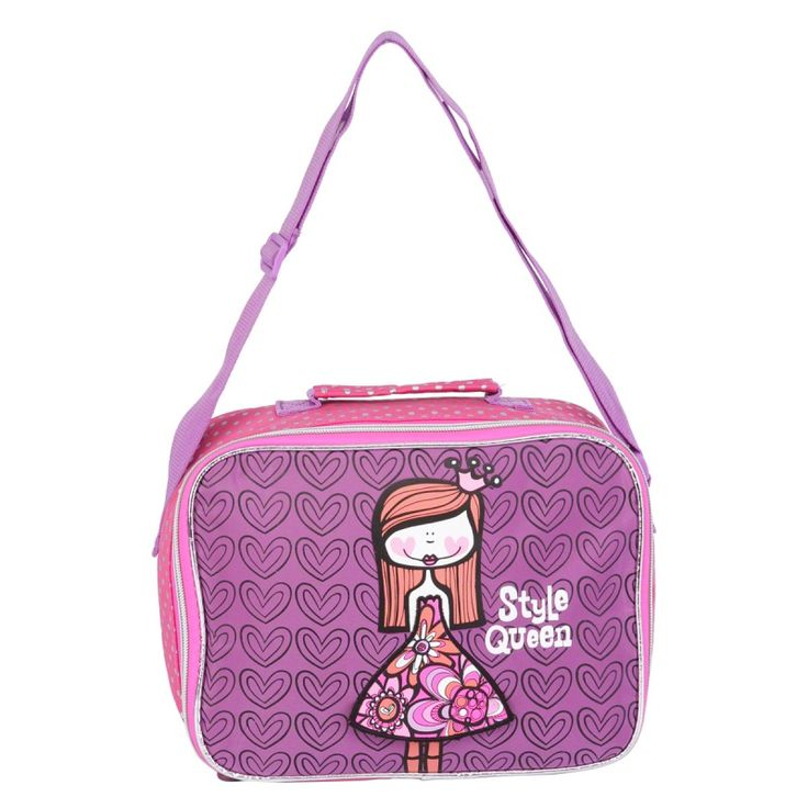 Buy Happy House Printed Lunch Bag Bags Bags & Wallets- Beauty Makeup Products at LandmarkShops