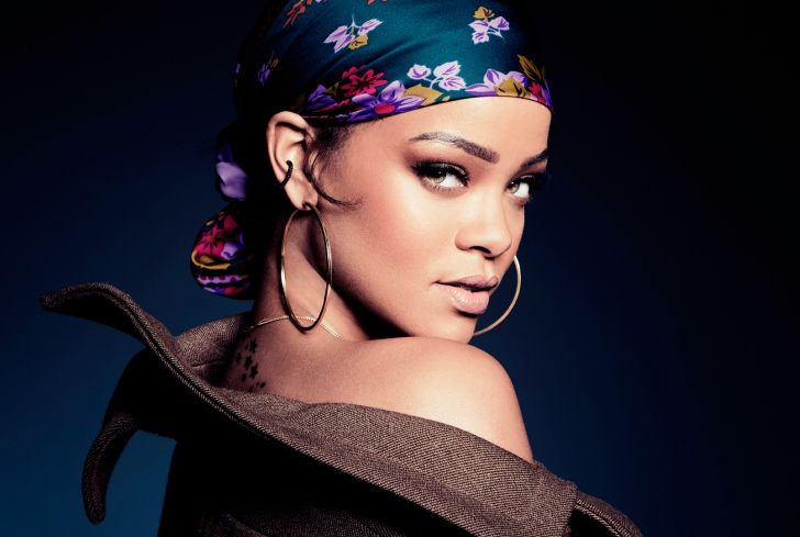 Rihanna Reveals Title, Cover Art of Next Album