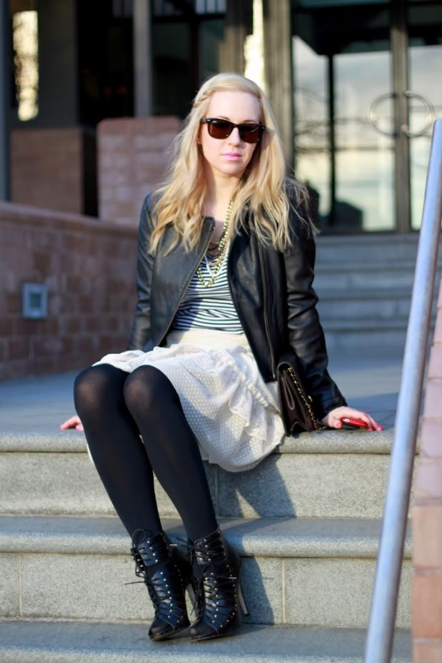 90s Inspired {with an updated twist} | Brooklyn Blonde