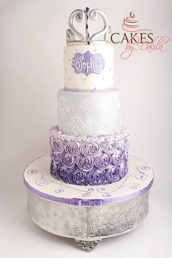 Pictures Of Princess Sofia Cake : 1000+ images about Sofia the First Cakes on Pinterest ...