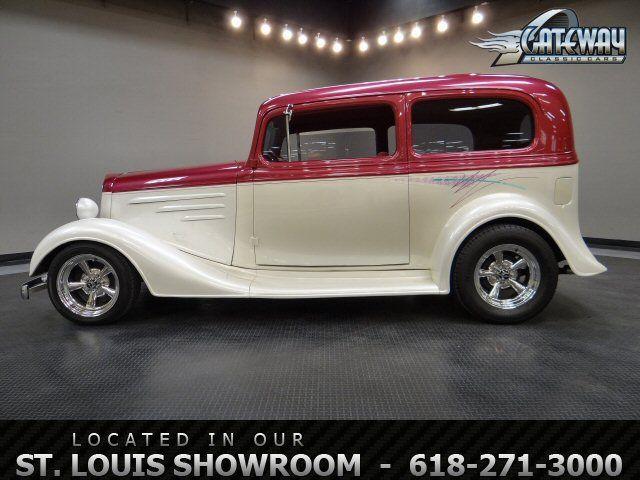 1935 Chevrolet Sedan   - Stock #5767-STL