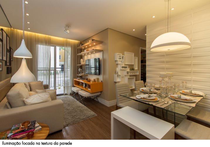 Sala De Jantar Usada Em Guarulhos ~ Mais de 1000 ideias sobre Apartamentos Decorados no Pinterest  Mrv