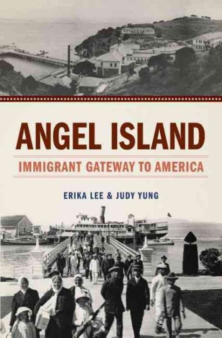 'Angel Island': Ellis Island Of The West - NPR Interview