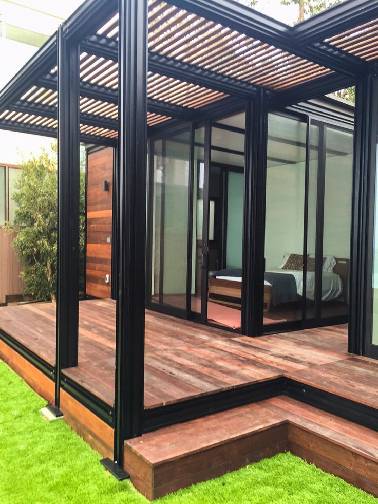 50 best Completed kitHAUS images on Pinterest Prefab Backyards
