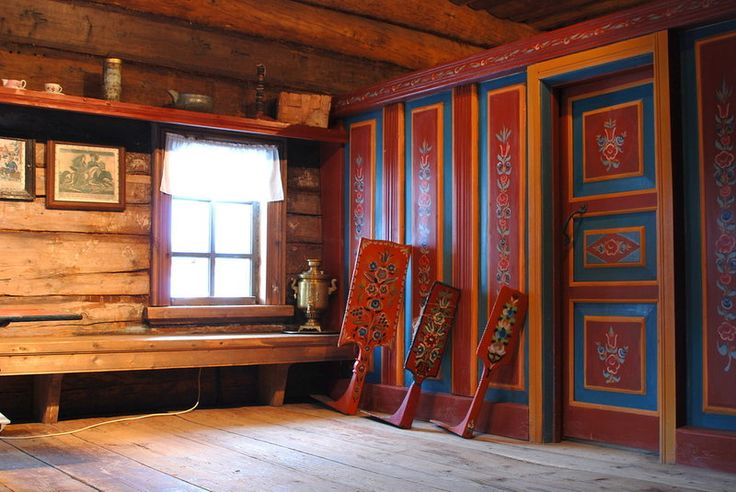 "Architectural-Ethnographic Museum ""Semyonkovo""  in Vologda"