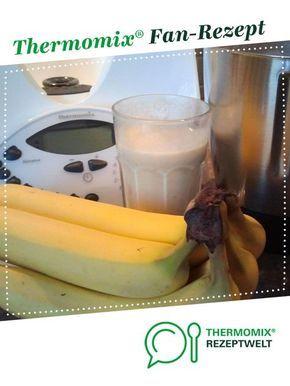 bananenshake mit vanilleeis rezept in 2020 mit bildern