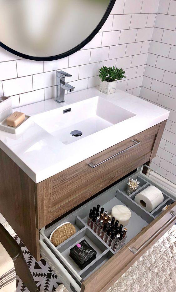30++ Modern bathroom vanity cabinets type