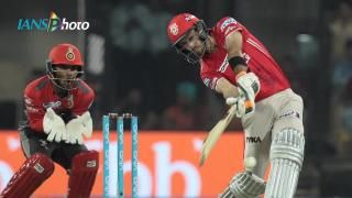 Kings XI Punjab rode on a solid batting performance by Hashim Amla and skipper Glenn Maxwell to thrash Royal Challengers Bangalore (RCB) by eight wickets in an IPL - Indian Premier League match at the #HolkarStadium here in Indore on Monday.  #IPL #IPL2017 #Cricket #IPL10 #VivoIPL Indo-Asian News Service