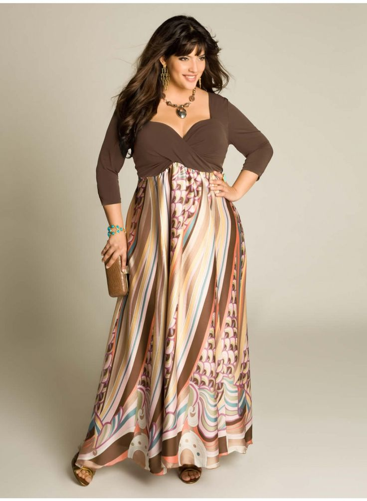 Cool summer dresses in plus size