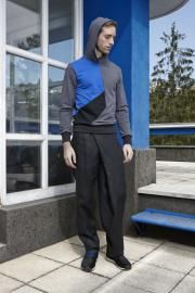 14'SS lookbook #fashion #fibula #fibulafashion #fibuladesign #manswear #mansfashion #fischervilla #moholynagylaszlo #asymmetric #burmese #longyi