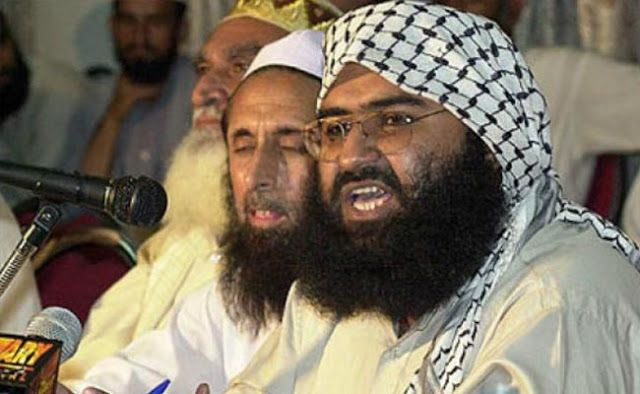 Asian Defence News Channel: China Blocks India Again On Jaish Terror Chief Mas...
