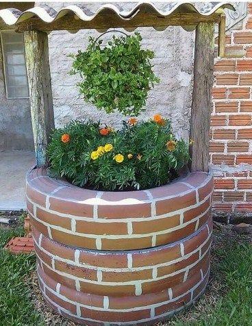 141 best Outdoor & Garden images on Pinterest | Floral arrangements ...