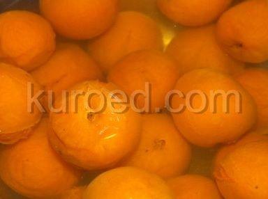 Компот из абрикосов консервированный
