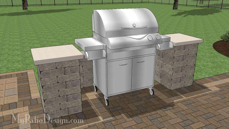 Mit der grill station design r60 schaffen sie eine sch ne for Outdoorkuche mit grill